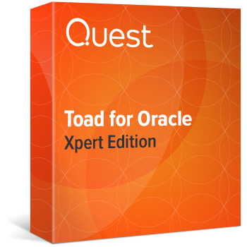 Toad for Oracle XPERT Edition
